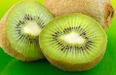 Kiwifruit closeup — Stock Photo