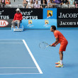 Professional tennis at the 2012 Australian Open — Stock Photo #9538724