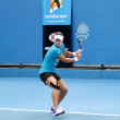 Professional tennis at the 2012 Australian Open — Stock Photo #9538735