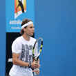 Professional tennis at the 2012 Australian Open — Stock Photo #9538736