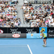 ������, ������: Professional tennis at the 2012 Australian Open