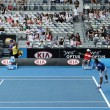Professional tennis at the 2012 Australian Open — Stock Photo #9538760