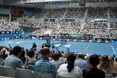 Tennis professionnel à l'open d'australie 2012 — Photo
