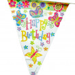 Stock Photo: Happy birthday sign