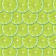 Limes fruit background — Stock Photo
