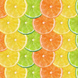Stock Photo: Fresh citrus fruits background