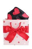 Gift bag — Stock Photo