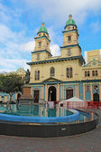 Church of San Francisco in Guayaquil, Ecuador — Foto Stock