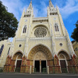 Cathedral in Guayaqui, Ecuador - Stock Photo