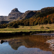 Stock Photo: Ossau Valley