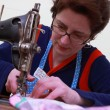 Seamstress — Stock Photo #8706190