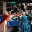 Venetian celebration — Stock Photo