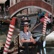 Gondolier — Stock Photo #9014796