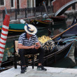Gondolier — Stock Photo #9014823