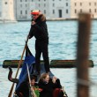 Gondolier — Stock Photo #9027688
