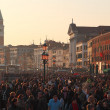 Crowd in Venice — Stock Photo #9047086