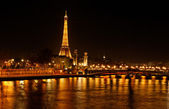 Paris - The City of Light — Stock Photo