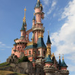 Disneyland Paris-Princess Castle - Stock Photo