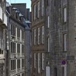 ������, ������: Rue de la Fosse in Saint Malo