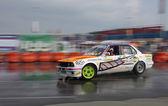 Drift King of Europe championship-Cluj Napoca 19-20.09.2009 — Stock Photo