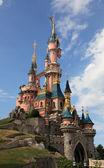 Disneyland Paris-Princess Castle — Stock Photo