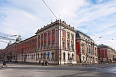 Cluj Napoca-The Palace of Justice — Stock Photo