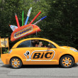 Stock Photo: BIC car