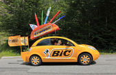 BIC car — Stock Photo