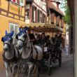 Streets of Colmar - Stock Photo