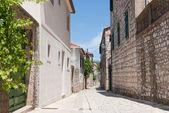 The croationa city stari grad — Stock Photo