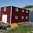 Stock Photo: Newfoundland Outport