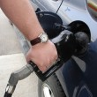 Pumping Gas 3 — Stock Photo