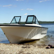 Boat on a beach — Stock Photo #9006891