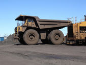Big Haul Truck — Stock Photo