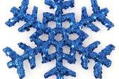 Snowflake Christmas Ornament — Stock Photo