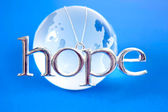 Hope for the World — Stock Photo