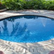 Small pool — Stock Photo #8231085