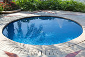 Small pool — Stock Photo
