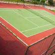 Stockfoto: Tennis court