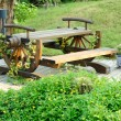 Garden furniture — Foto de Stock