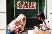 Boas compras — Fotografia Stock
