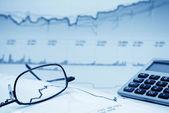 Rapports financiers — Photo