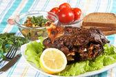 Roast meat — Stock Photo