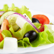 Greek salad — Stock Photo #8546431