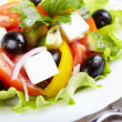 Greek salad — Stock Photo #8825659