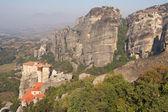 Holy Monastery of Rousanou — Stock Photo