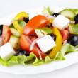 Greek salad — Stock Photo #8975726