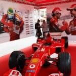 Постер, плакат: Ferrari