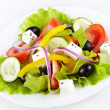 Greek salad — Stock Photo #9065818