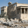 Temple Erechtheum — Stock Photo